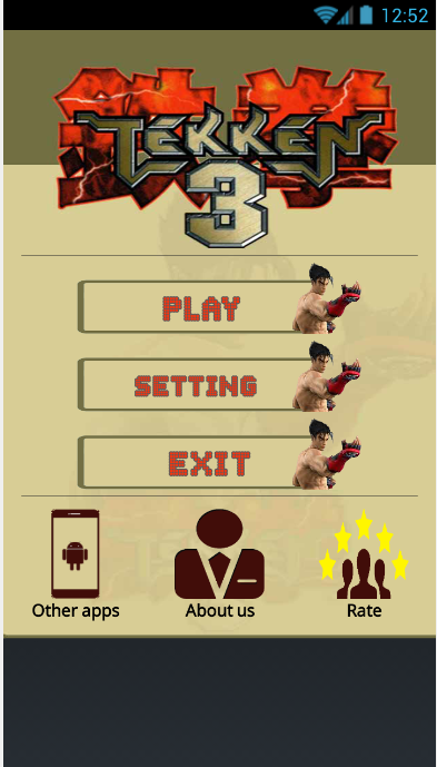 Download Tekken 3 APK