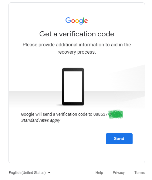 Find Gmail Id With Mobile Number